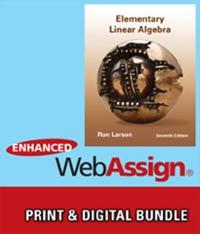 Bundle elementary linear algebra enhanced webassign with ebook bundle elementary linear algebra enhanced webassign with ebook loe printed access card for oneterm fandeluxe Choice Image