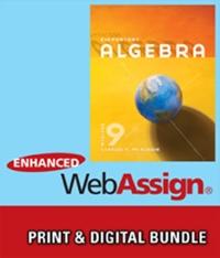 Bundle elementary algebra enhanced webassign with ebook loe bundle elementary algebra enhanced webassign with ebook loe printed access card for one fandeluxe Choice Image