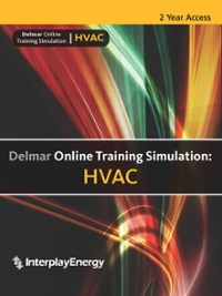 Bundle: Electricity for Refrigeration, Heating, and Air Conditioning + Delmar Online Training Simulation: HVAC, Printed Access Card 8th edition 9781133285120 1133285120