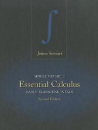 bundle single variable essential calculus early transcendentals rh chegg com essential calculus student solutions manual essential calculus solutions manual pdf