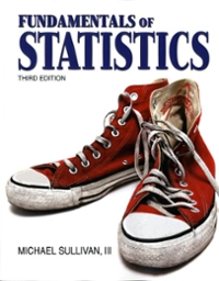 FUNDMTLS STATS& MATHXL AC 6M&EXCEL TECH MNL (3rd) edition 0321894984 9780321894984