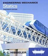 ENGINEERING MECHANICS STATICS& STUDY PK PKG (13th) edition 0133027990 9780133027990
