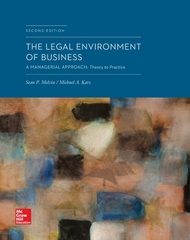 The Legal Environment of Business 2nd Edition 9780078023804 0078023807