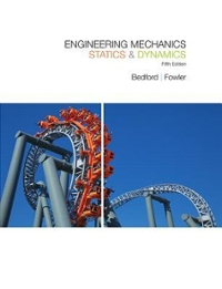 ENGINEERING MECH STATICS&MSTRGENGRG ETX SAC (5th) edition 0132864732 9780132864732