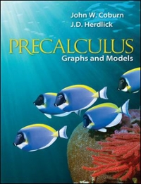 ConnectPlus Math hosted by ALEKS Online Access 52 Weeks for Precalculus: Graphs & Models (1st) edition 0077431716 9780077431716