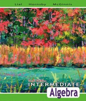 Mymathlab With Ebook Instant Access For Intermediate Algebra