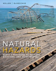 Natural Hazards 4th edition 9780321939968 0321939964