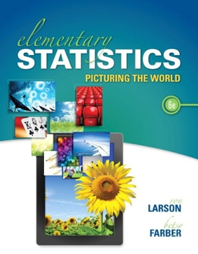 Elementary statistics picturing the world 6th edition rent elementary statistics 6th edition fandeluxe Image collections