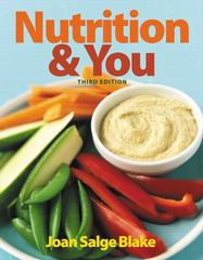 Nutrition & You 3rd Edition 9780321910400 0321910400