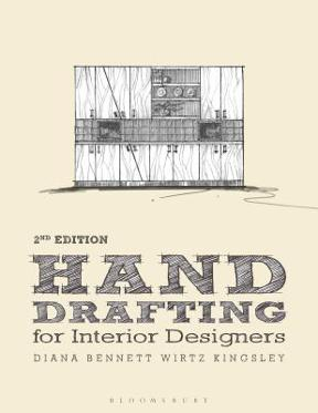Hand drafting for interior design 2nd edition rent - Hand drafting for interior design ...