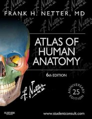 Atlas of Human Anatomy 6th Edition 9781455704187 1455704180