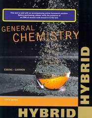 General Chemistry, Hybrid (with OWLv2 Printed Access Card) 10th edition 9781285778235 1285778235