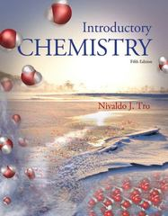 Introductory Chemistry 5th Edition 9780321910295 032191029X