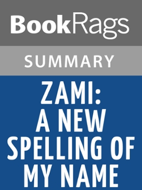 the theme of home in the book zami a new spelling of my name by audre lorde The february book club selection is zami: a new spelling of my name, by audre lorde.