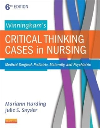 winninghams critical thinking cases in nursing quizlet