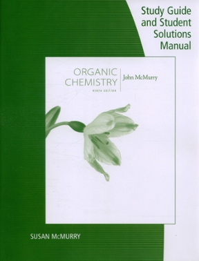 Study guide with student solutions manual for mcmurrys organic study guide with student solutions manual for mcmurrys organic chemistry 9th edition fandeluxe Images