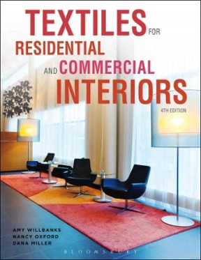 Textiles For Residential And Commercial Interiors 4th Edition 9781609019372  1609019377