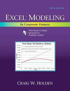Excel modeling in corporate finance 5th edition rent 9780205987252 excel modeling in corporate finance 5th edition fandeluxe Image collections