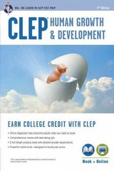 CLEP Human Growth and Development 9th Edition 9780738611792 0738611794