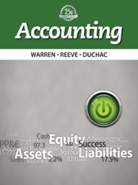Accounting, Loose-leaf Version (26th) edition 9781305088405 1305088409