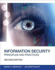 Information Security 2nd edition 9780789753250 0789753251