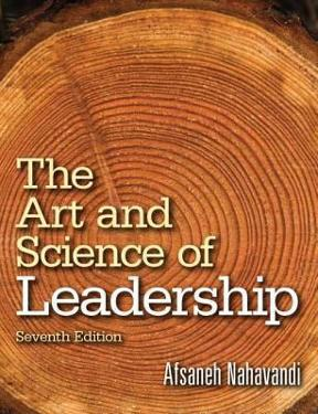 The art and science of leadership 7th edition rent 9780133546767 the art and science of leadership 7th edition fandeluxe Choice Image