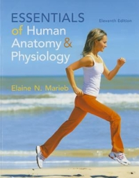 Essentials of Human Anatomy & Physiology 11th Edition 9780321919007 0321919009