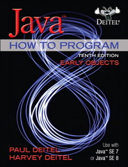 Java How To Program (Early Objects) 10th Edition 9780133807806 0133807800