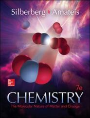 Chemistry 7th Edition 9780073511177 007351117X