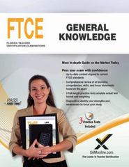 FTCE FTCE General Knowledge 5th Edition 9781607873648 1607873648
