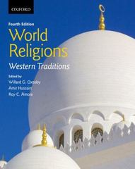 World Religions 4th Edition 9780199002870 0199002878