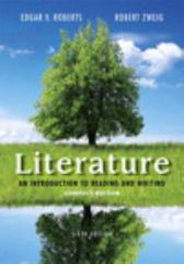 Literature 6th Edition 9780321944788 032194478X