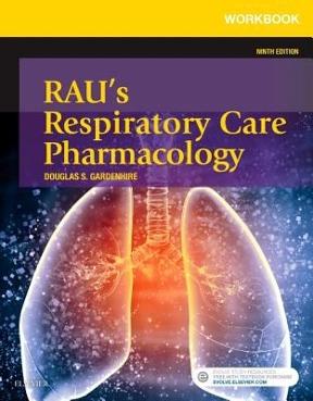 Workbook for raus respiratory care pharmacology 9th edition rent workbook for raus respiratory care pharmacology 9th edition fandeluxe Choice Image