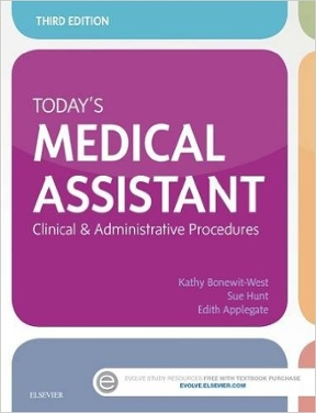 Todays medical assistant clinical administrative procedures 3rd todays medical assistant 3rd edition 9780323311274 032331127x fandeluxe Image collections