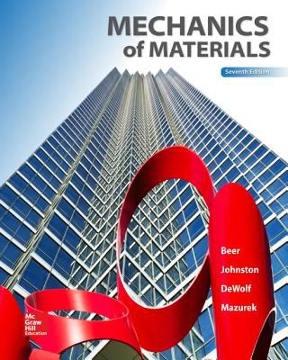 Mechanics of Materials 7th edition Rent 9780073398235
