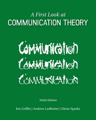 A First Look at Communication Theory 9th Edition 9780073523927 0073523925