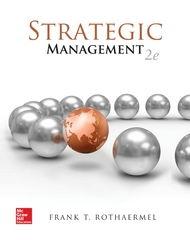 Strategic Management 2nd Edition 9780077645069 0077645065