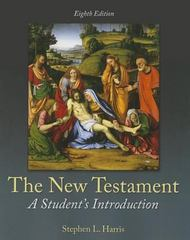 The New Testament 8th Edition 9780078119132 0078119138