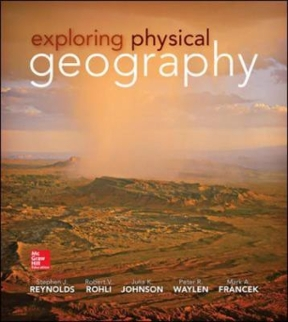Exploring physical geography 1st edition rent 9780078095160 exploring physical geography 1st edition fandeluxe Image collections
