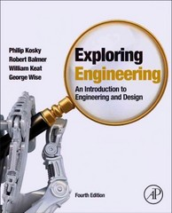 Exploring Engineering 4th edition 9780128012420 0128012420