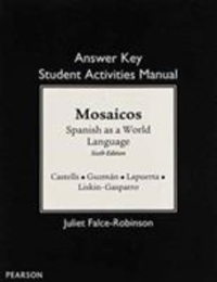 Sam answer key for mosaicos spanish as a world language 6th edition sam answer key for mosaicos6th fandeluxe Images