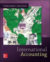 International Accounting 4th Edition 9780077862206 0077862201