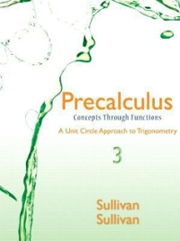 Guided Lecture Notes for Precalculus (3rd) edition 032192570X 9780321925701