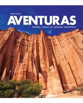 Aventuras 4th edition rent 9781618570536 chegg aventuras 4th edition fandeluxe Choice Image
