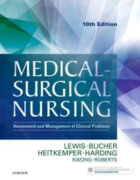 Medical surgical nursing assessment and management of clinical assessment and management of clinical problems single volume fandeluxe Gallery