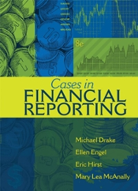 cases in financial reporting 8th edition textbook solutions chegg com rh chegg com Financial Reporting Worksheet SEC Accounting Manual