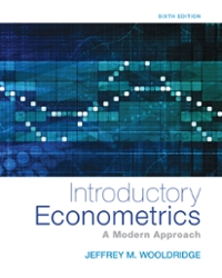 Introductory econometrics 6th edition textbook solutions chegg introductory econometrics 6th edition view more editions fandeluxe Choice Image