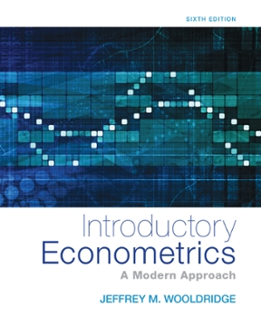 Introductory econometrics a modern approach 6th edition rent introductory econometrics 6th edition 9781305270107 130527010x view textbook solutions fandeluxe Image collections