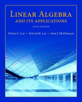 Linear algebra and its applications 5th edition rent 9780321982384 linear algebra and its applications 5th edition fandeluxe Image collections