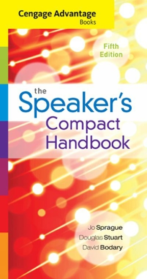 cengage advantage books the speaker s compact handbook 5th edition rh chegg com Out of Many Fifth Edition Fifth Edition Foes